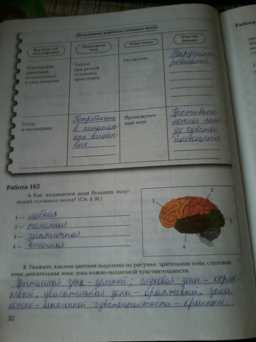 Биологии вопросы 8 по решебник класс драгомилов