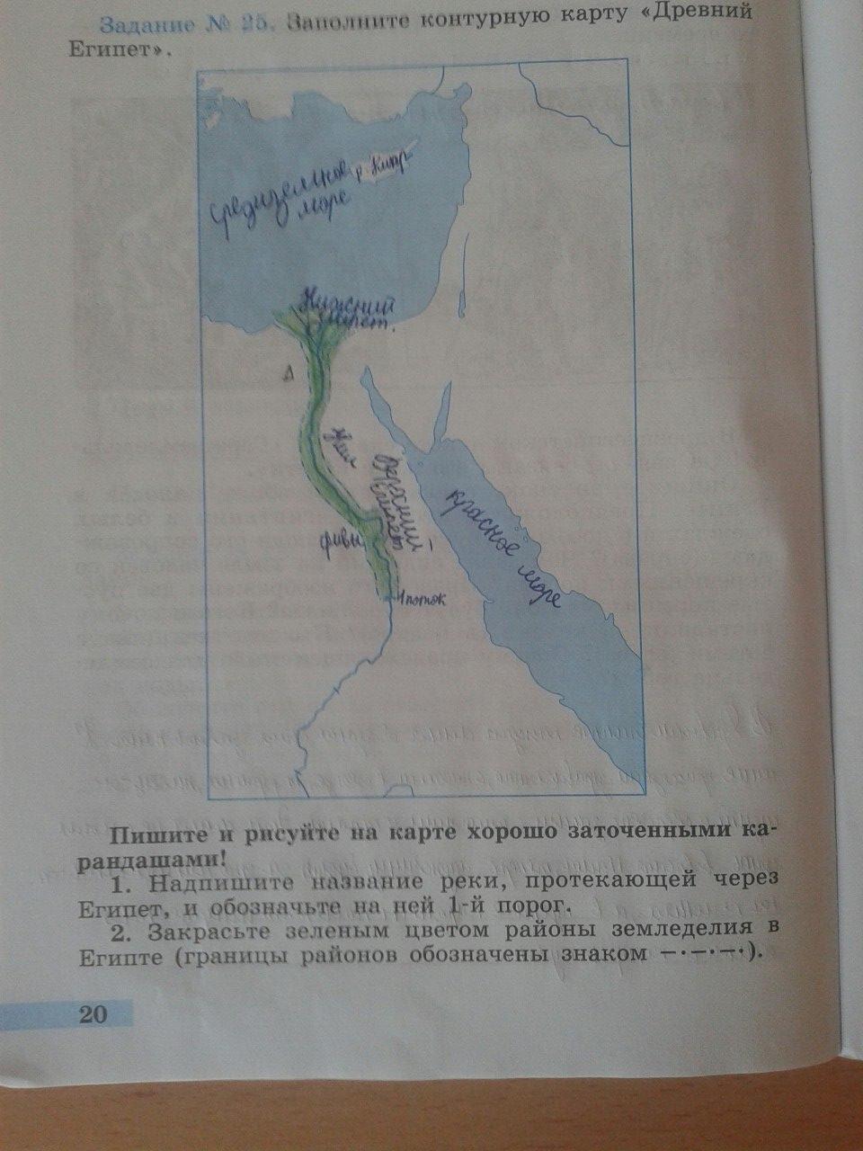 В тетради решебник по история древнего мира истории