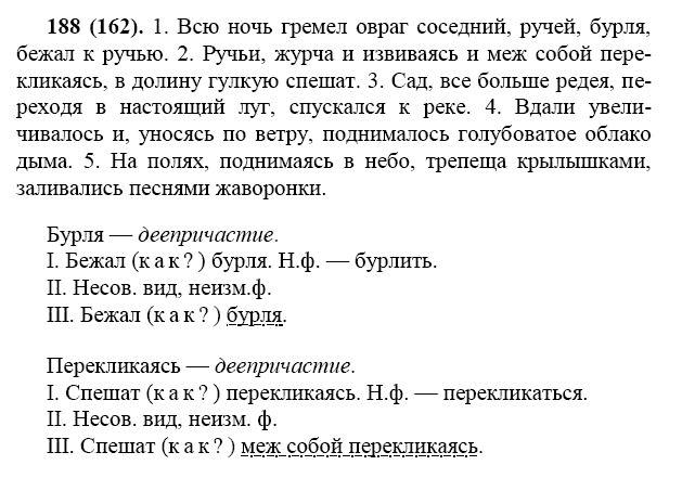 Баранов Русский Язык 7 Класс Гдз 2018 Морфология И Словообразование