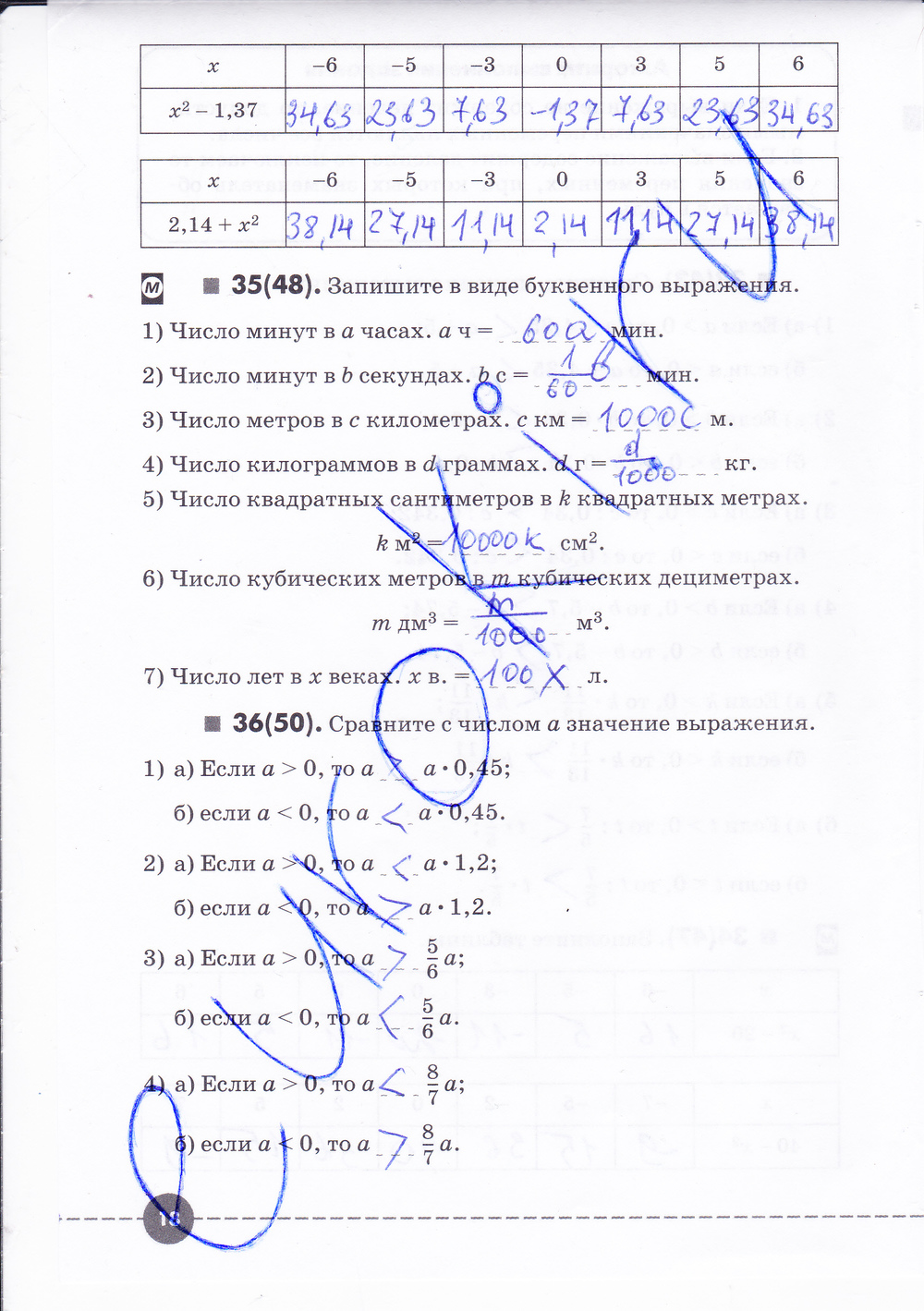 александрова класс о алгебре гдз 8