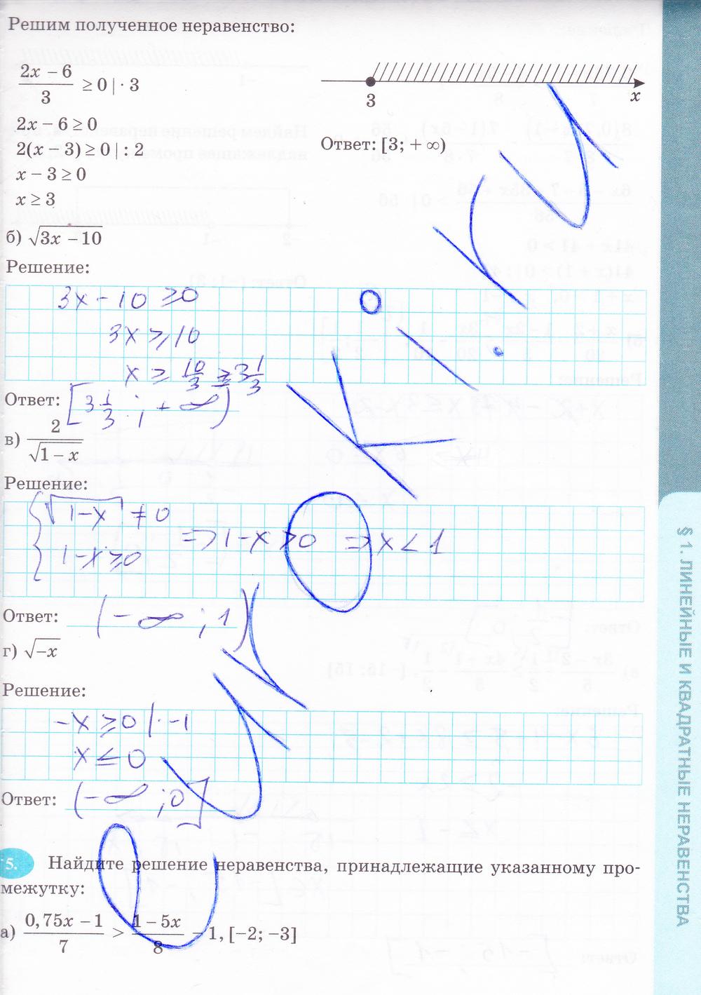 Гдз ответ ру по алгебре 9 класс мордкович