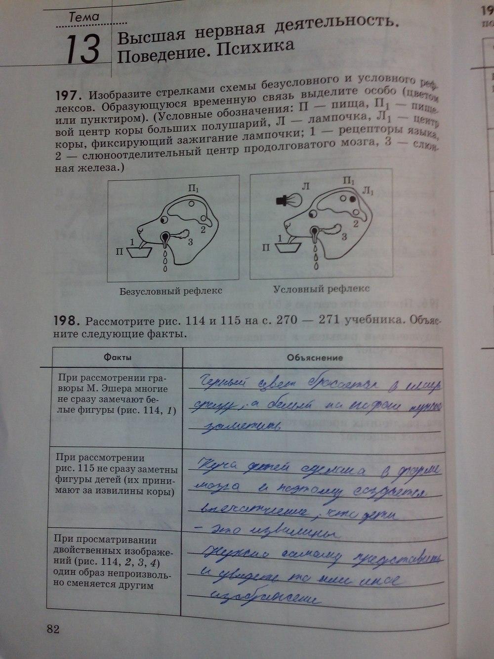 Гдз По Рабочей Тетради По Биология Р.д.маш 8 Класс