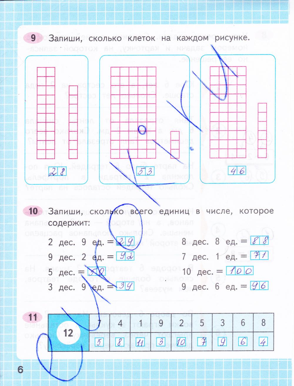 2 рабочая номер часть по тетрадь математике класс 2 71 гдз