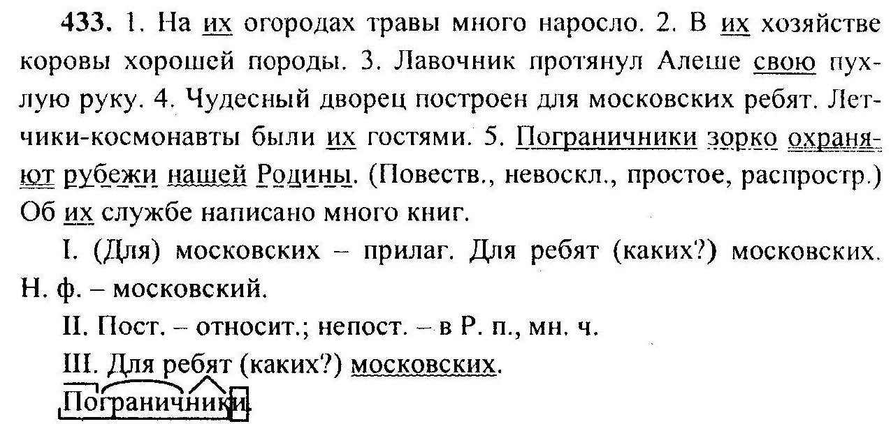 по 6 7 номер класса русскому гдз языку