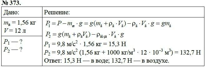 Как сделать задачи по физике 7 класс