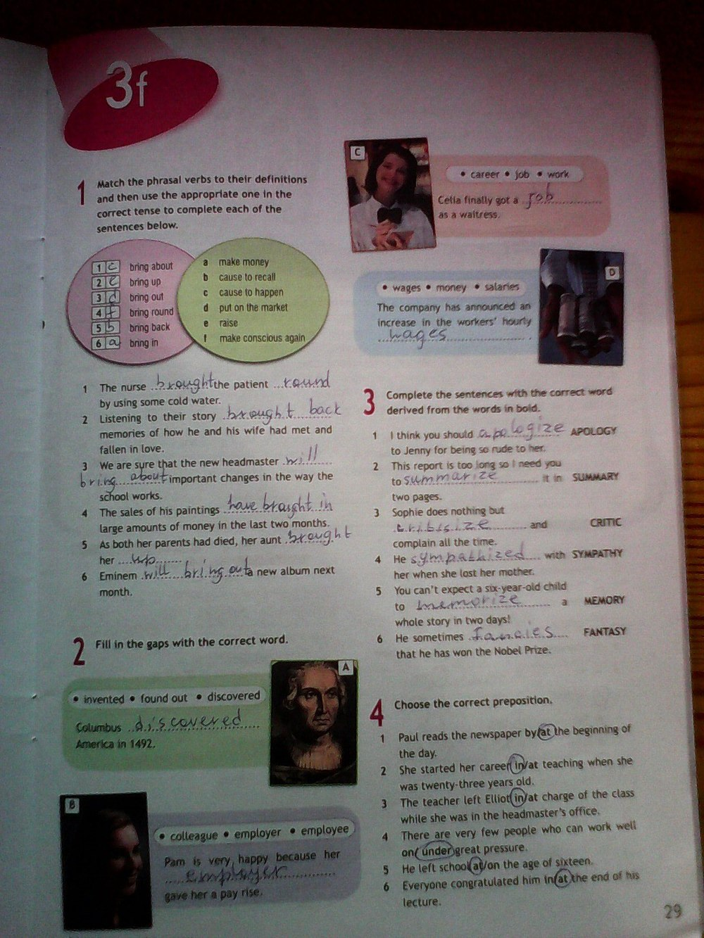 Гдз По Английскому 7 Класс Spotlight Workbook Онлайн