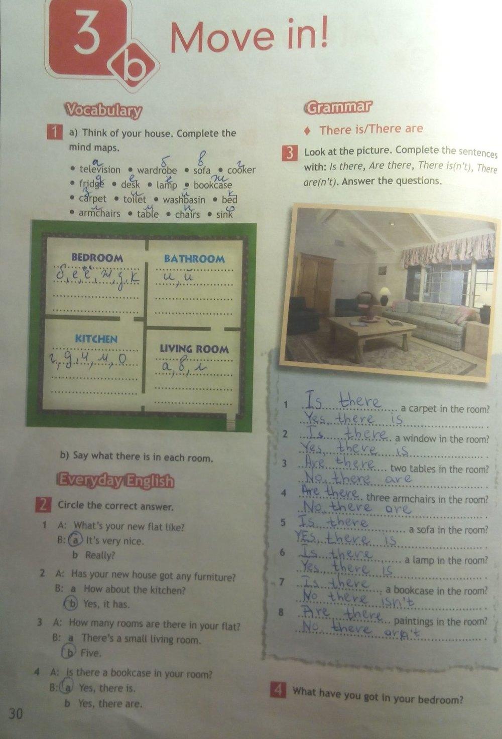 Рабочая Тетрадь Решебник По Английскому 5 Класс 2