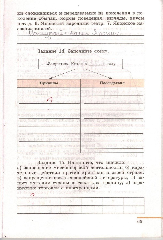 истории по класс 1808 по 8 1800 гдз