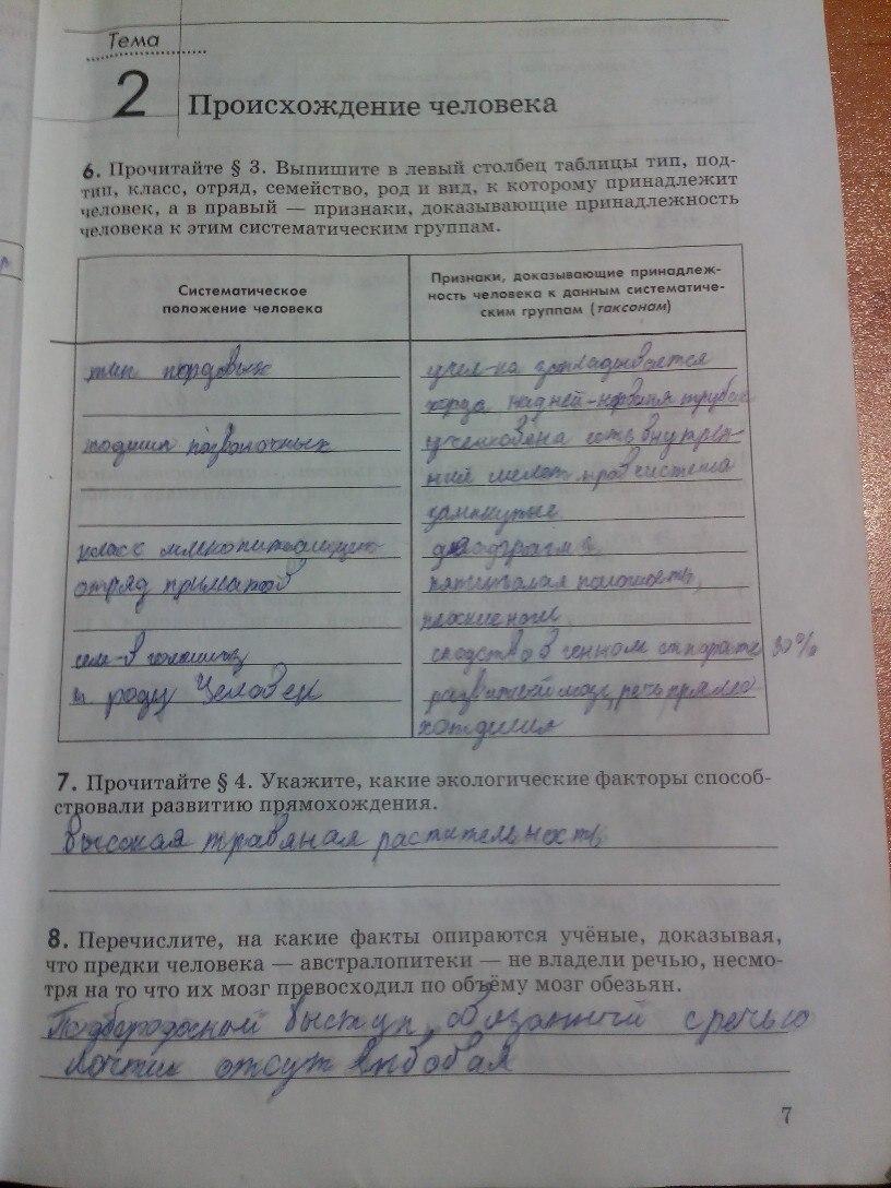 гдз краеведение 8 класс гаврилова