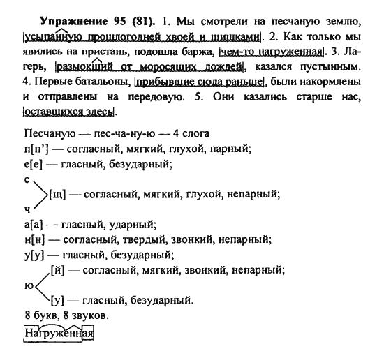 Решебник Русский язык Пичугов Ю.С. 2015 8 класс гдз