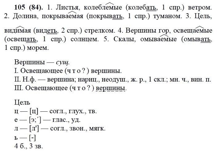 гдз по русскому ящыку7 класс