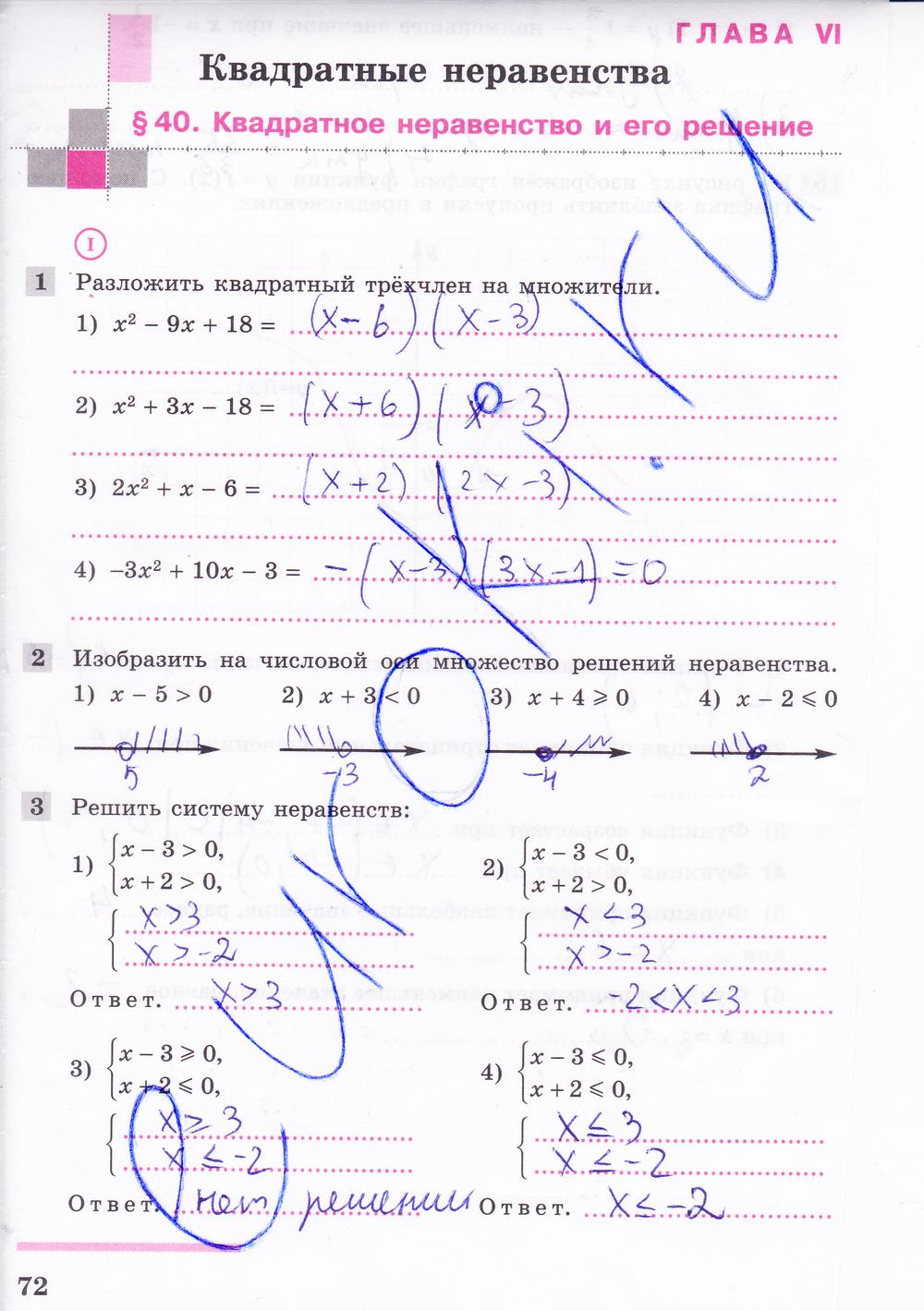 Гдз По Алгебра 8 Класс Колягин Ткачева Федорова Шабунин