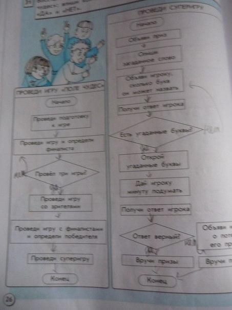 Информатика 3 Класс А В Горячев Рабочая Тетрадь Ответы 1 Часть Решебник