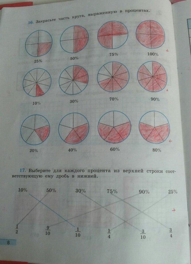 Математика 6 Класс Гдз Просвещение Дорофеев Рабочая Тетрадь