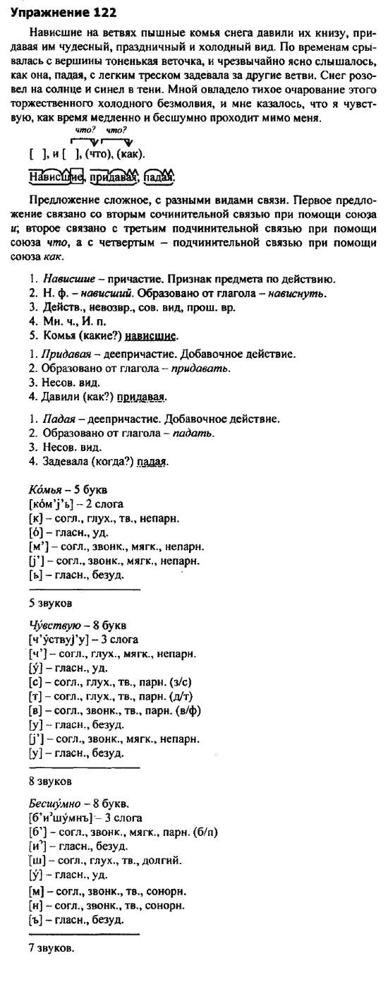 Гдз По Русскому Языку 9 Класс Разумовская 2018 Год