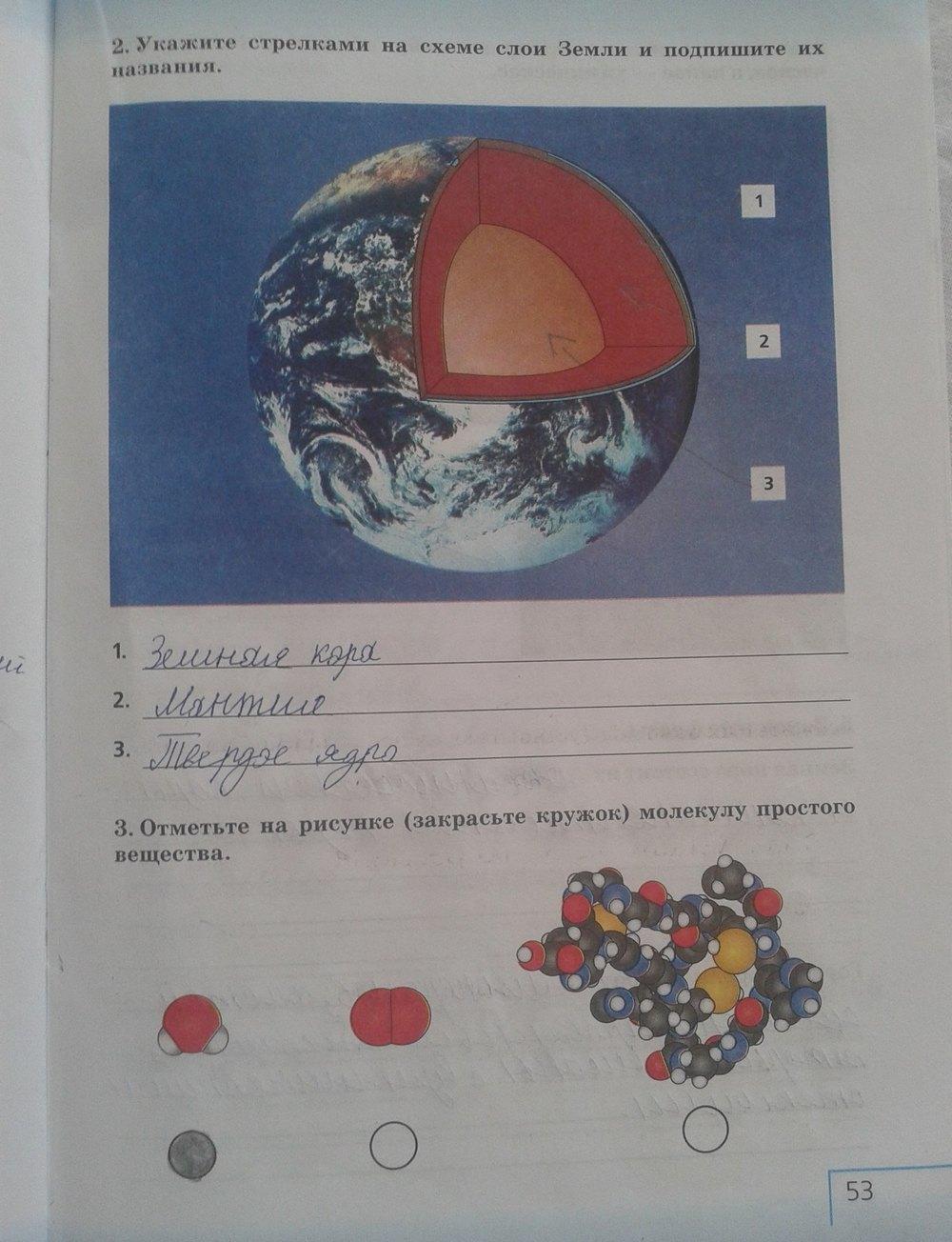 класса для по решебник естествознанию 5