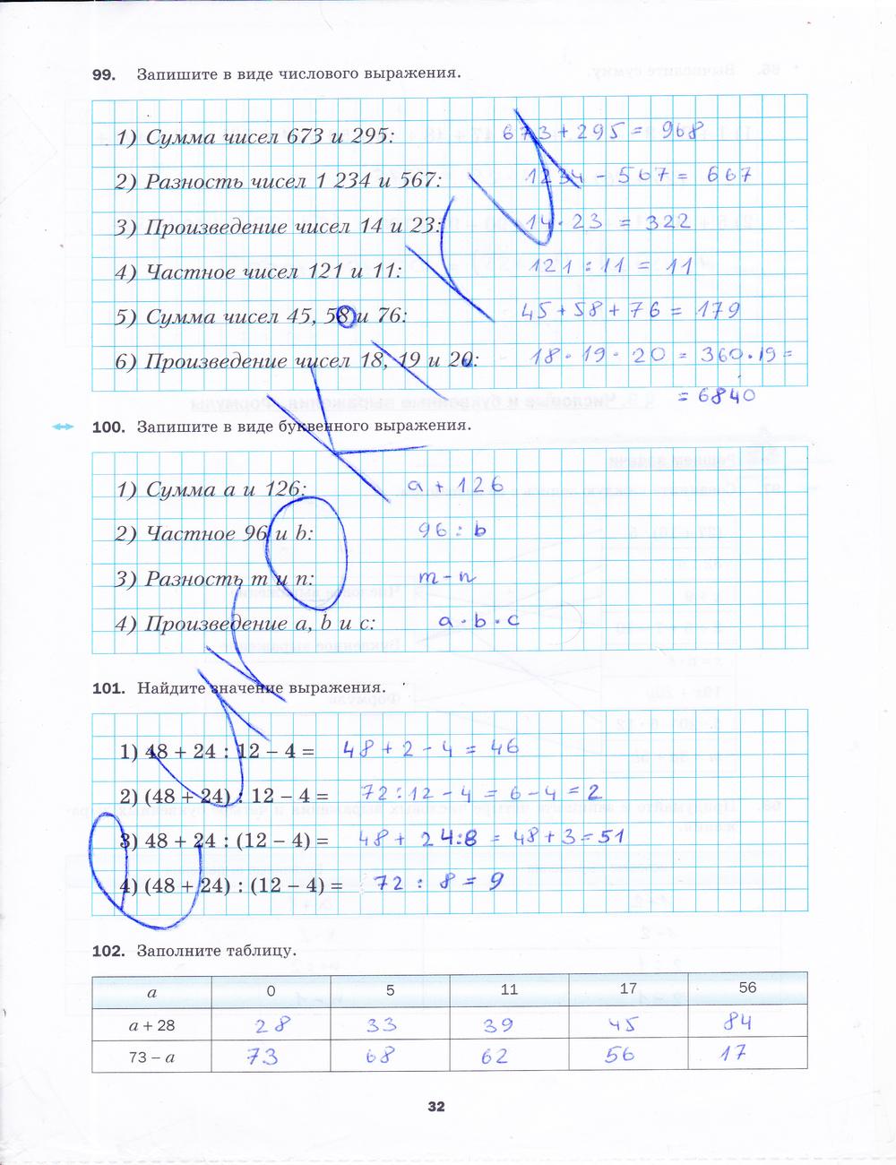 путин фгос решебник по математике 5 класс