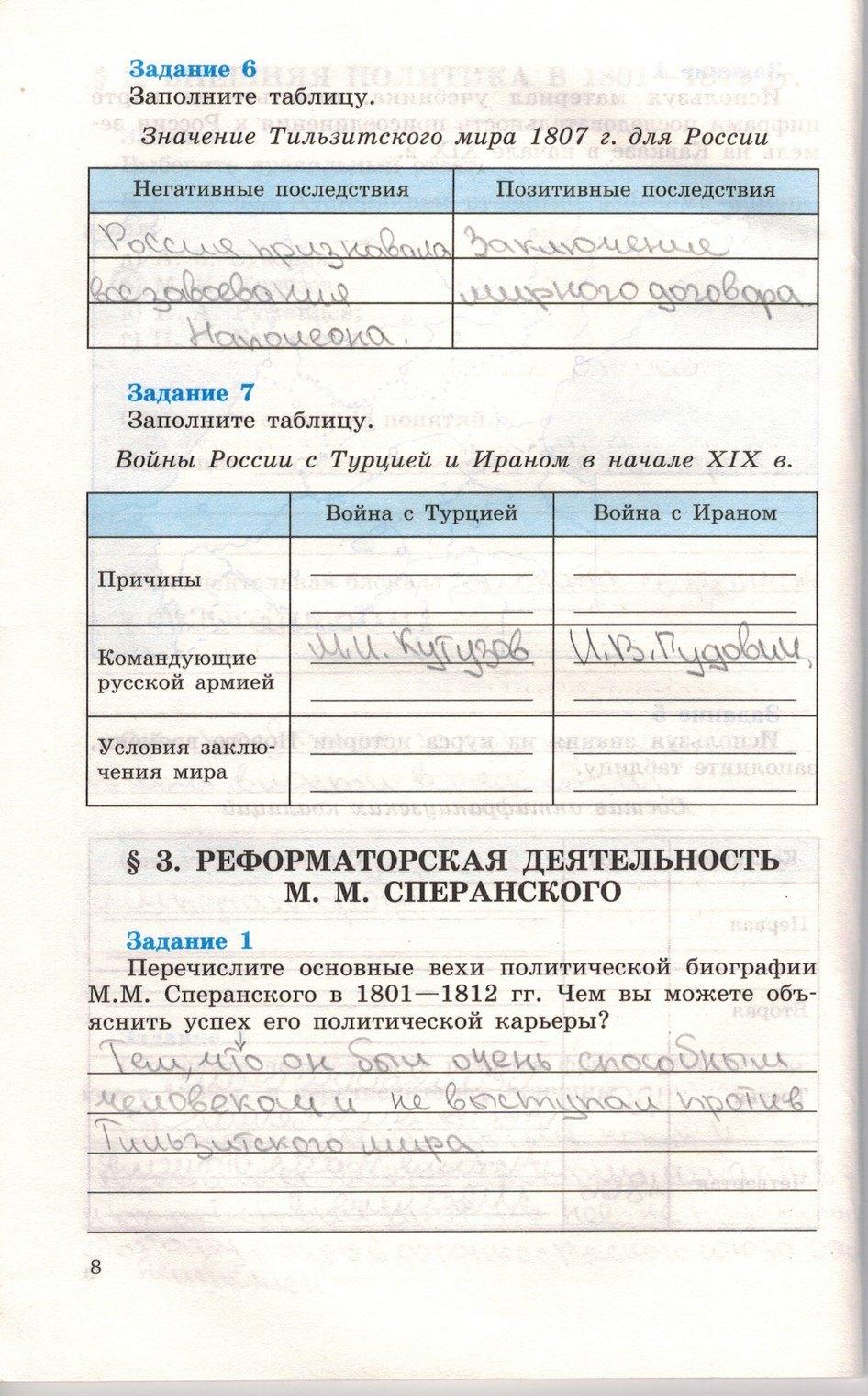 Гдз По Истории России 6 Класс М Н Чернова Рабочая Тетрадь