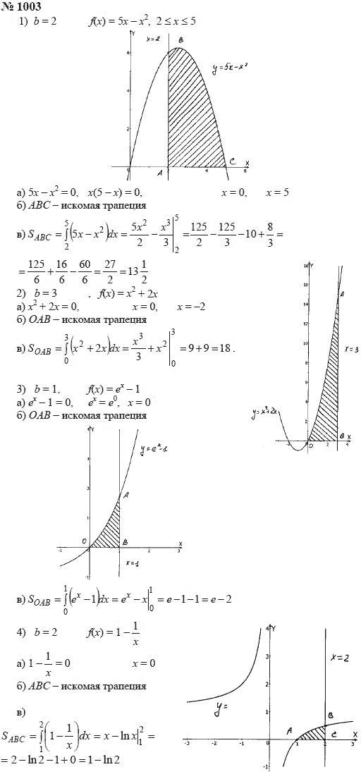 2018 11 алимов класс гдз по математике