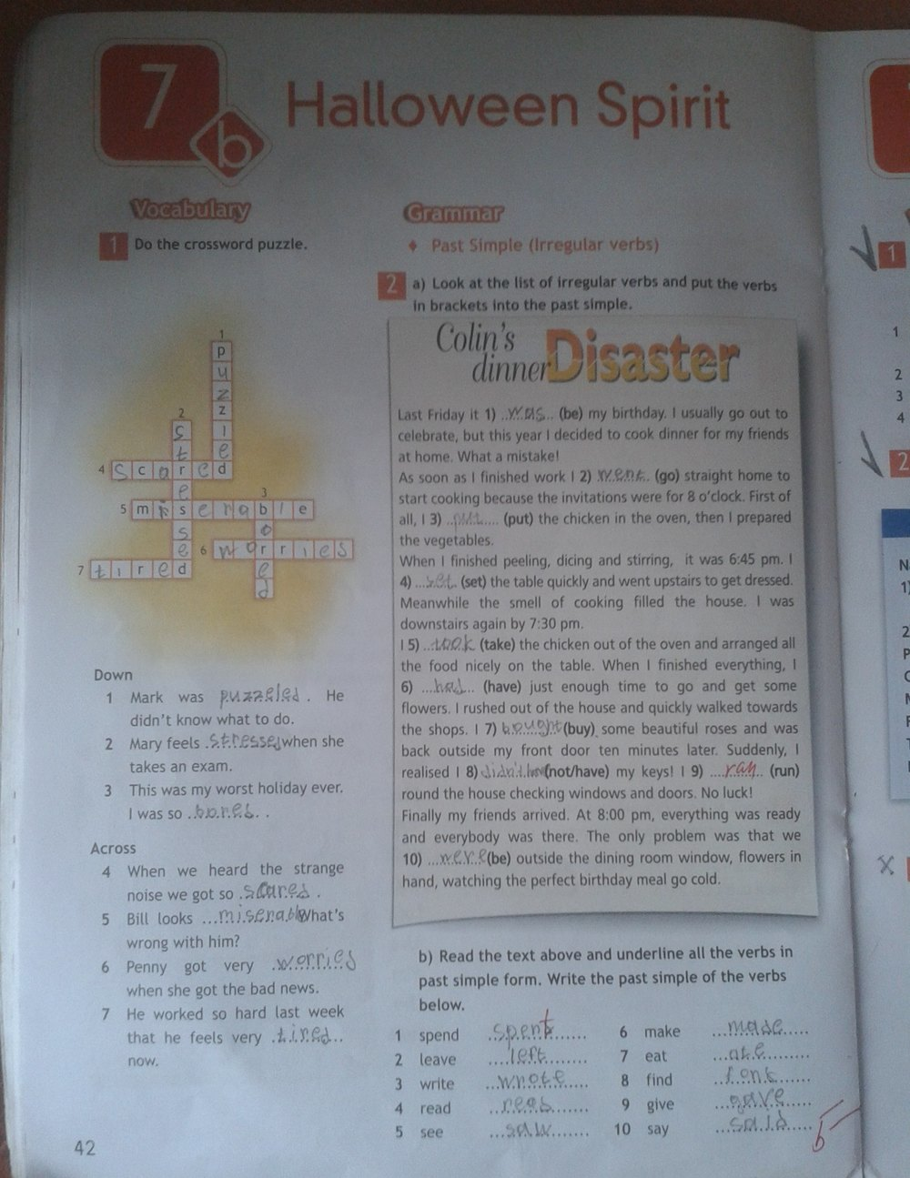 решебник по английскому языку 6 класс olga podolyako