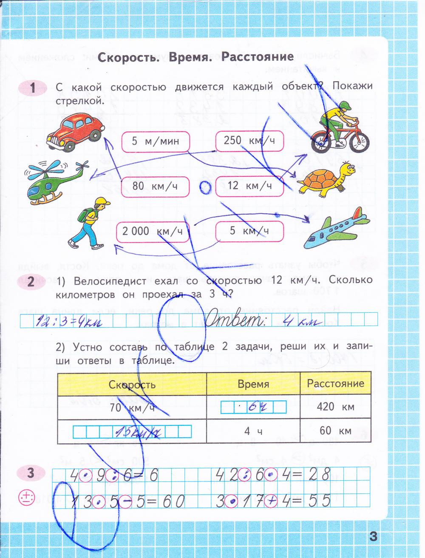 гдз математика 4 рабочая тетрадь 2 часть
