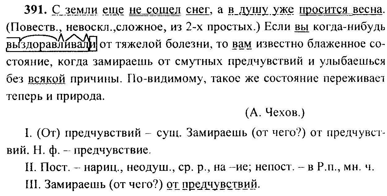 Решебник по русскому языку 6 класса автор м т баранов т а ладыженская