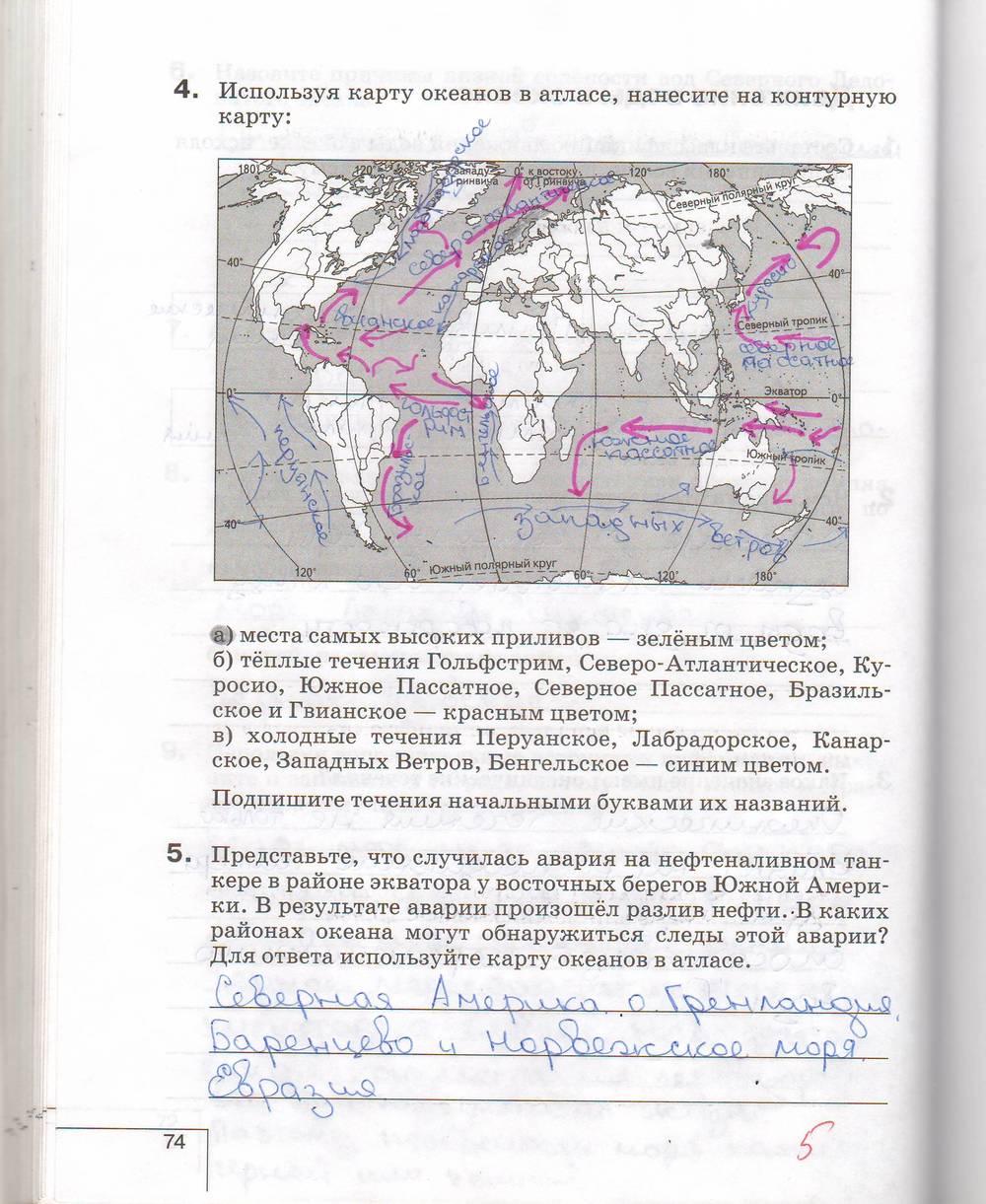 Гдзейка География 6 Класс Таблица План Карта