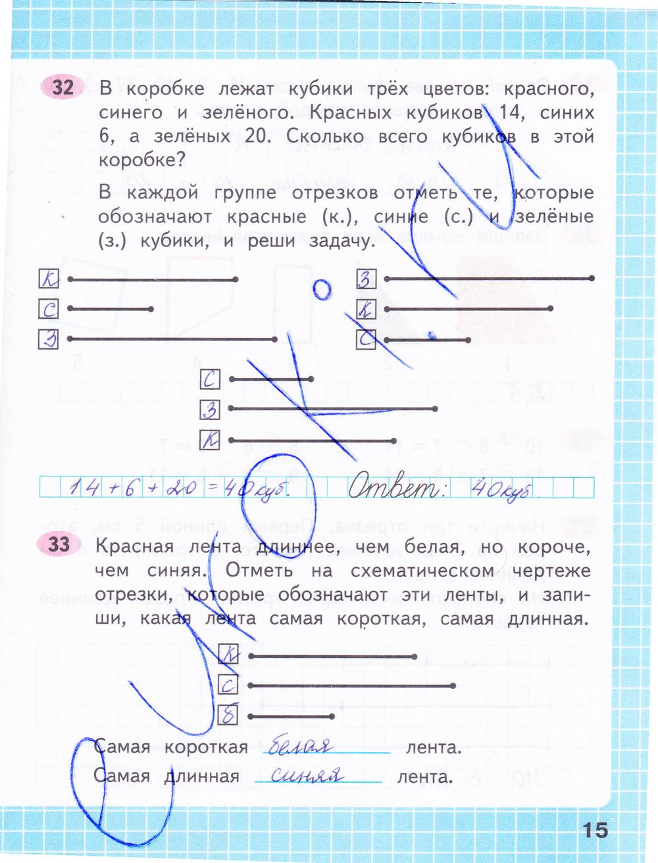 Класс 2 часть тетрадь 2 задание моро рабочая готовое домашнее