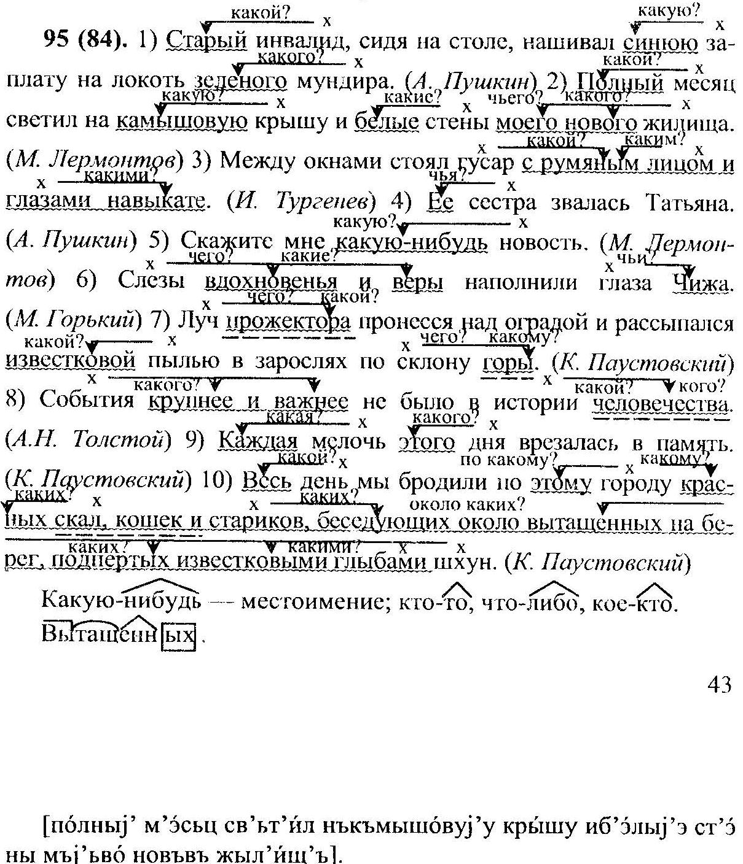 Гдз 8 класс русский язык автор львова