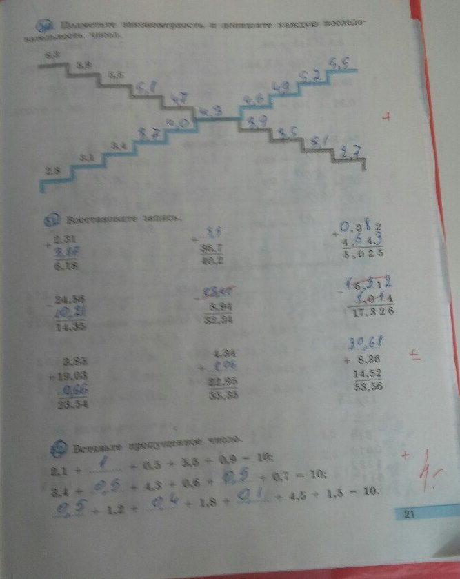 Математике решебник 5 шарыгин дорофеев минаева класс по суворова