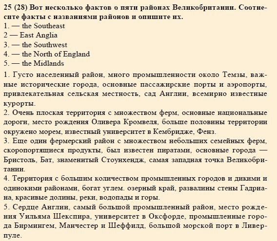 Английскому activity по гдз верещагина михеева book класс 6