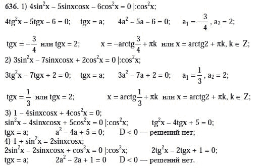 Тригонометрия. 10 класс / Макарычев, Миндюк, Нешков