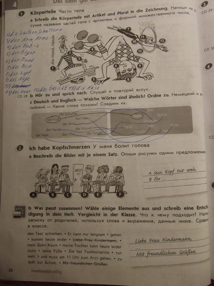 Учебник гдз класс горизонты по 6