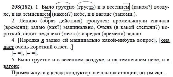 решебник по русскому языку за седьмой класс разумовская