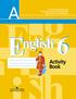 Рабочая тетрадь по английскому шестой класс, В.П. Кузовлев