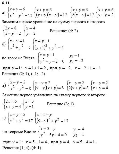 ГДЗ Алгебра 10 класс Задачник А.Г. Мордкович Мнемозина 2011 - 2015