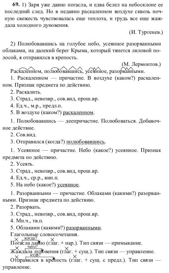 гдз по русскому языку 9 2001