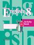 Рабочая тетрадь по английскому 8 класс, В.П. Кузовлев