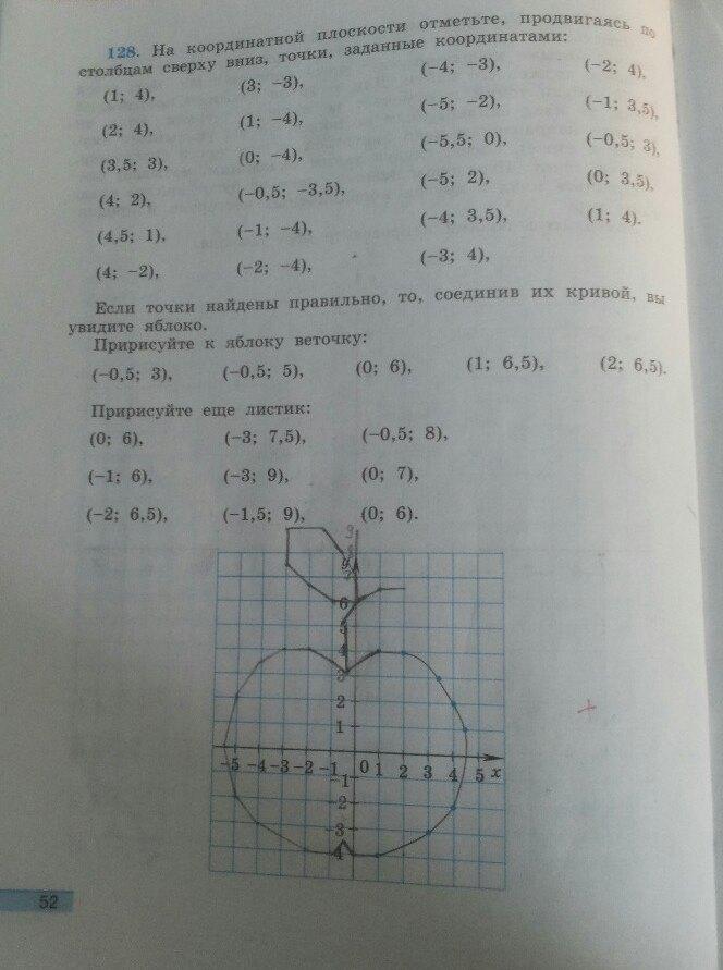 Математике гдз 6 рабочая по тетрадь 1 класс колягин